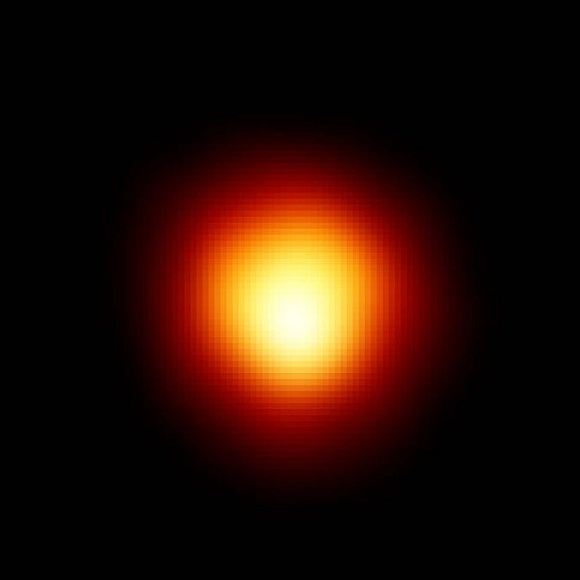Image of Betelgeuse