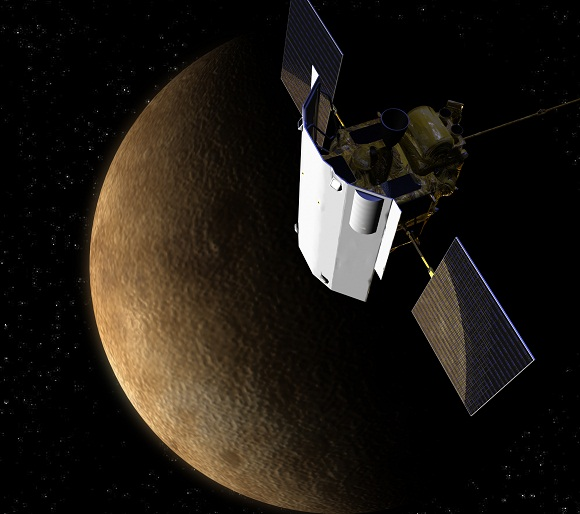 Image of MESSENGER