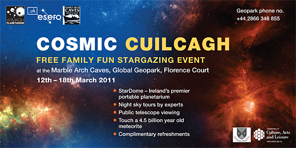 Image of Cosmic-Cuilcagh_Banner