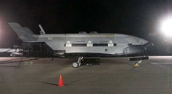 Image of X-37