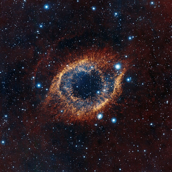 image of the helix nebula