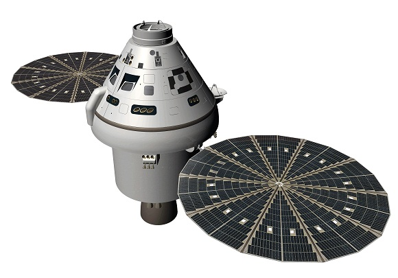 image of ORION MPCV