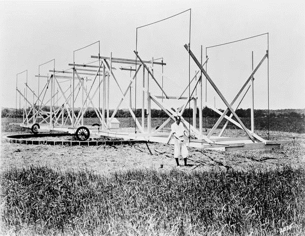 Image of Karl_Jansky_radio_telescope