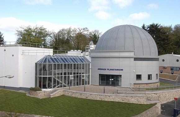 Image of Armagh planetarium