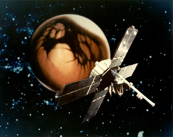 Image of mariner-at-mars