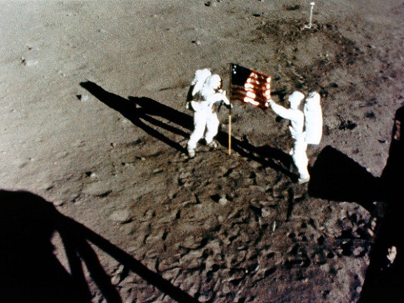 11 Strange Facts You Didn't Know About the First Moon Landing