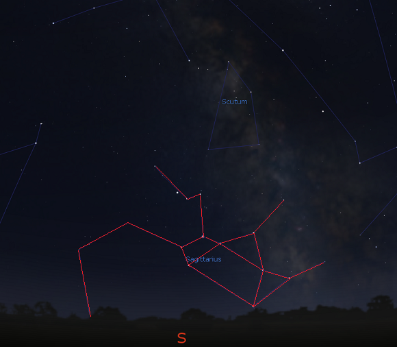 The September 2015 Night Sky – Astronotes