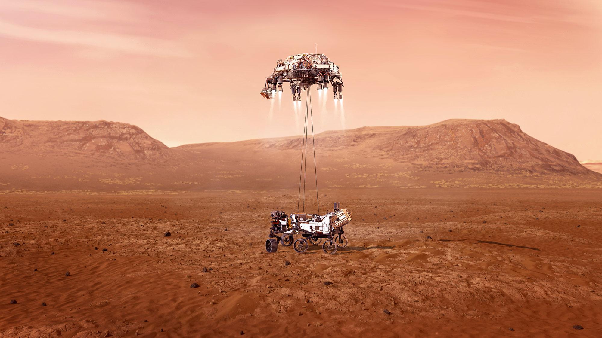 Credit: NASA / JPL - Caltech