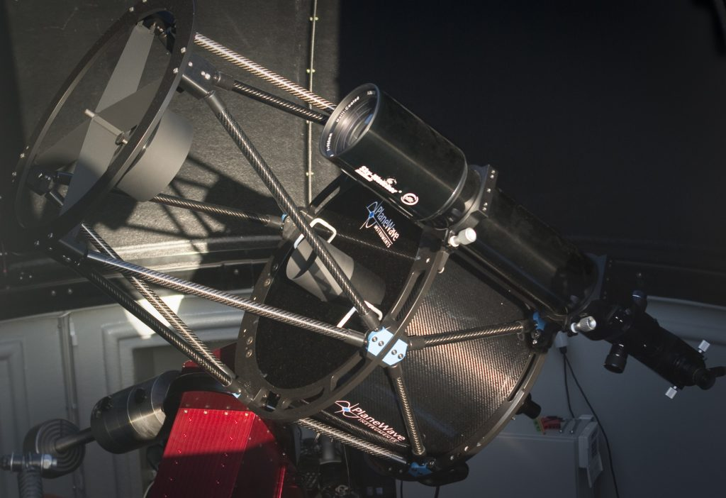 The Armagh Robotic Telescope. Credit: Professor Simon Jeffery/AOP