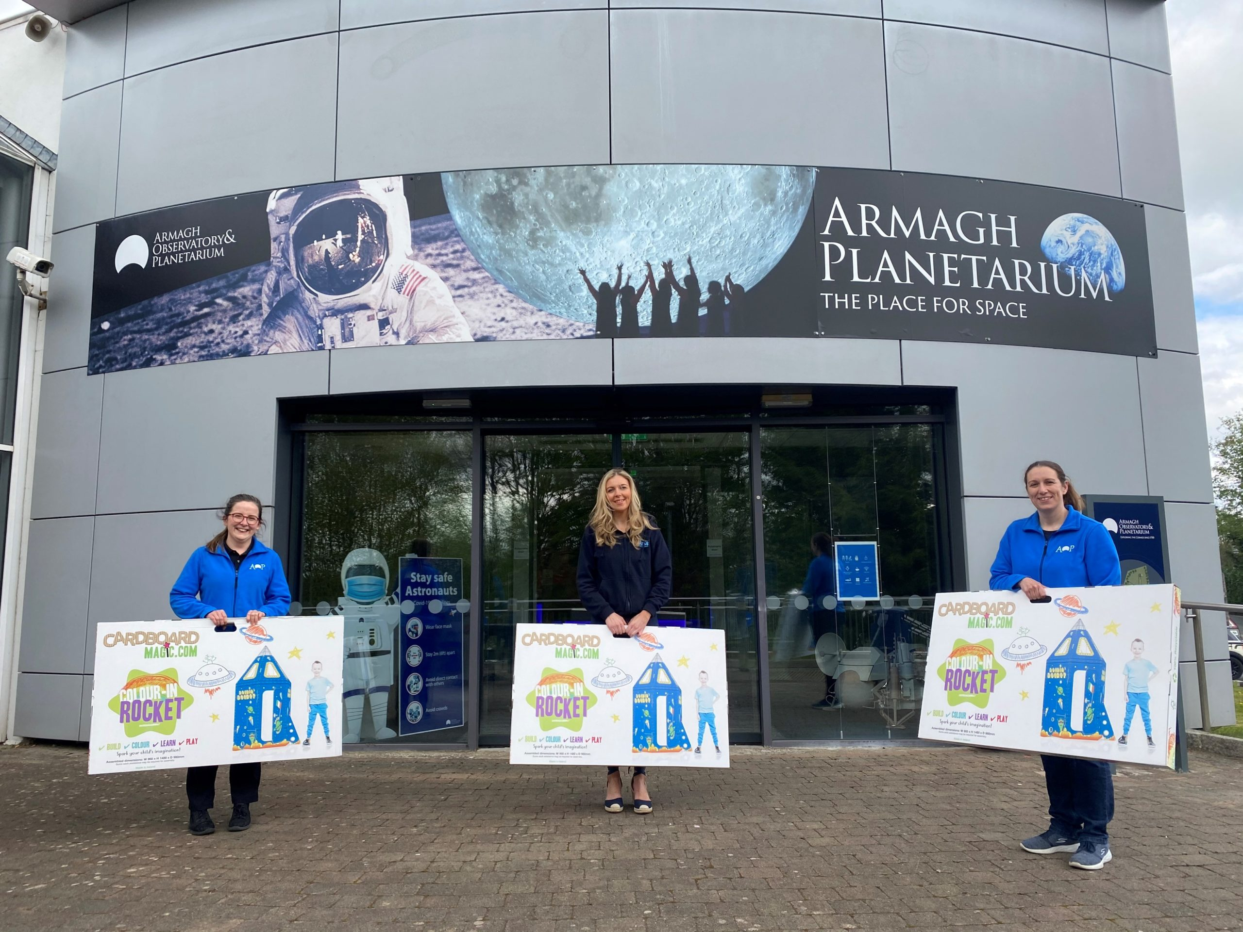 Armagh Observatory and Planetarium