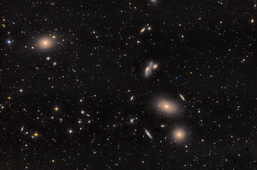 A group of stars in space  Description automatically generated with low confidence